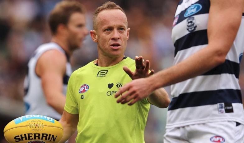 Reguły gry w futbol australijski